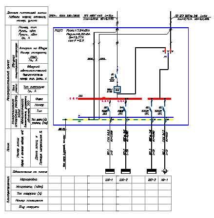 Проект Электроснабжения Частного Дома Образец