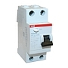 Выкл. диф. блок утечки тока 2 мод. F202 AC-40A/0,3A F202AC-40_0,3, ABB - 2CSF202001R3400