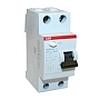 Выкл. диф. блок утечки тока 2 мод. F202 AC-63/0,3A F202AC-63_0,3, ABB - 2CSF202001R3630