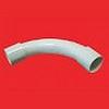 Угол 90 гр.(единый) для труб диаметр 32 мм CUG32, упаковка 25 шт, цвет серый, Экопласт - 41132-25