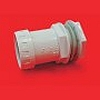 Муфта труба-коробка диаметр 40 мм (1 шт) 1268523/ LМ 10058492/ M 1212/С 115083 BS40, цвет серый, Экопласт - 42740-1