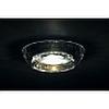 Светильник встраиваемый декоративн. xрустальн., Цвет стекла: Прозрачный, Цвет основания: Хром, MR16 GU5,3, диаметр 90, высота 65 - DN-SA410LD