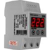 Реле напряжения V-protector DIN номинальный/максимальный ток 20А/30А, DigiTOP - DT-vp-20a