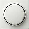 Накладка светорегулятора белый, Gira S-Color - G065040
