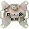 Вставка антенной розетки EDA 3902, GIRA - G093700