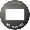 Панель лицевая ИК-датчика с кнопкой, графит, Legrand Celiane - LN-064954