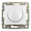 Светорегулятор поворотный 40-400W для ламп накаливания (вкл поворотом) Legrand Valena Белый - LN-770061